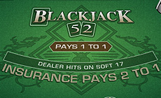 Blackjack 52